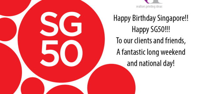 Happy Birthday to Singapore!