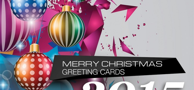 Christmas Card 2015 Designs